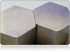 ASTM A276 Stainless Steel 316 Rough Turned Hex bar suppliers in India