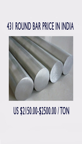 stainless steel 431 round bar supplier, 431 ss round bar