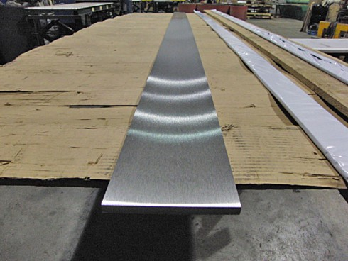 SS 316L Flat Bar supplier